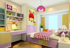 榻榻米书柜组合床