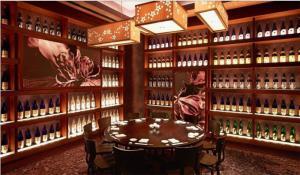 餐厅家用红酒柜