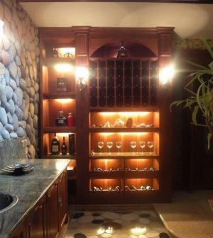 新中式酒柜尺寸