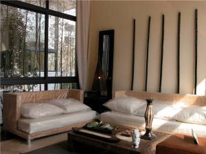 温馨小客厅沙发