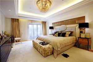 欧式家庭卧室装修