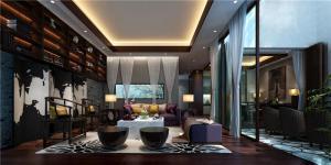 板式中式客厅家具