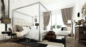 卧室装修设计实拍图