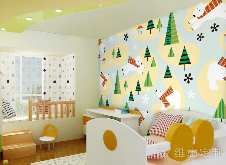 婴儿房儿童房设计与装修家具设计