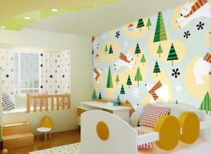 婴儿房儿童房设计与装修家