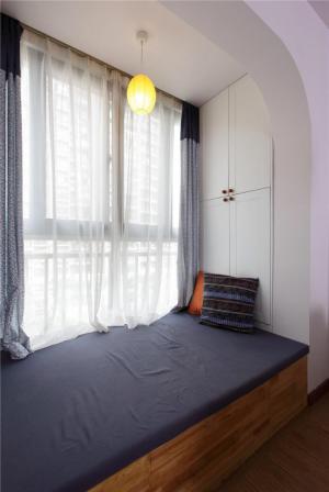 小阳台改卧室效果图设计与