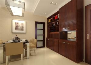 家装酒柜设计用什么材料好