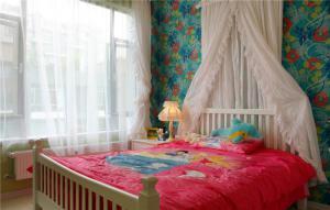 小空间儿童房设计实拍图