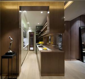 走廊厨房双层小户型装修