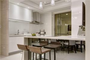 厨房小橱柜一般多少钱
