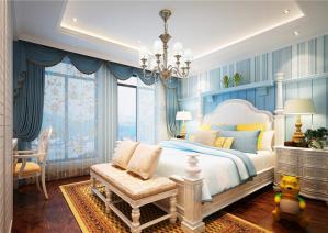卧室儿童书房装修设计