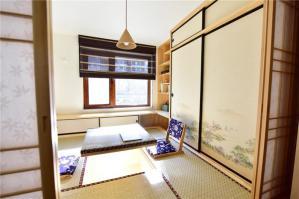 日本装修阁楼榻榻米