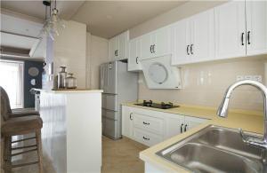 小厨房橱柜免费设计