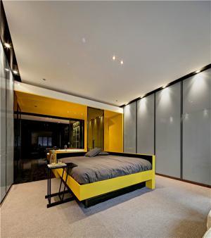 小户型家装卧室床