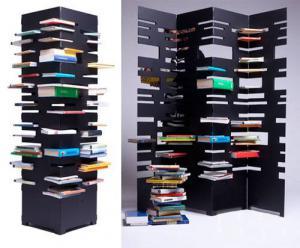 意大利折叠书柜