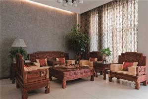 新古典客厅组合沙发