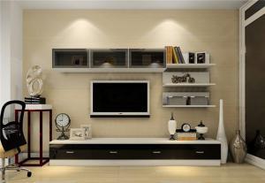 创意客厅装饰柜