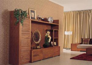 家居墙体装饰柜