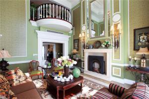 小户型客厅沙发