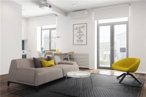 小户型大空间客厅搭配