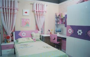 实用儿童房装修实例