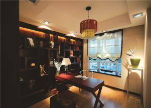 中式小书房书柜价格