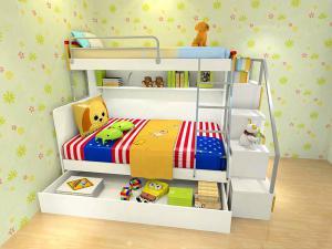 卧室定做上下床