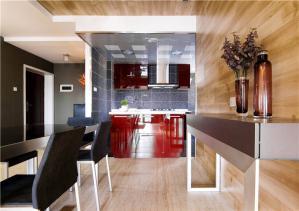 公寓饭厅餐桌