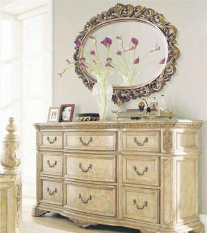 奢华欧式装饰柜