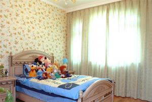 小空间儿童房设计与装修效