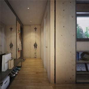 小户型设计玄关走廊装饰