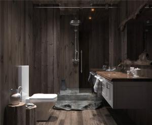 小户型旧房改造浴室装修