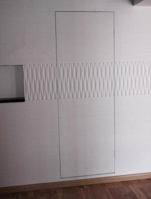 家装隐形门设计定做