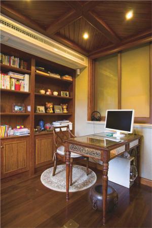 书房书桌卧室书柜