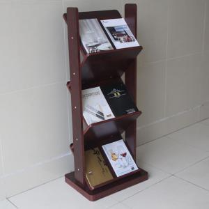 折叠书柜报纸架