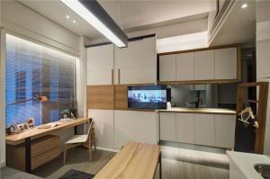 公寓单人35平小户型装修