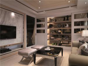 小户型客厅电视柜