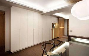 欧式墙体装饰柜