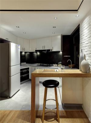 家庭厨房橱柜空间尺寸
