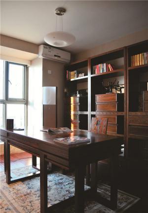 全实木组合书柜多少钱