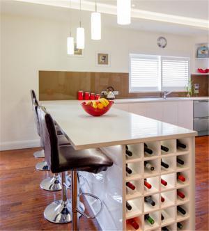 吧台设计现代酒柜