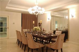 欧式家具餐桌风格