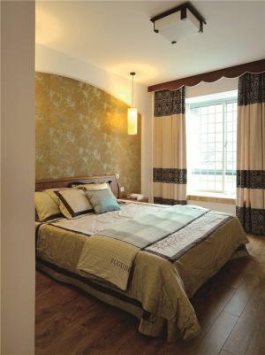 热门卧室飘窗设计