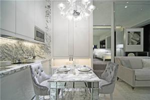 热门白色餐桌