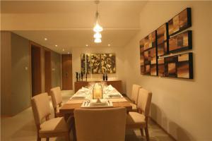 豪�A中式餐桌