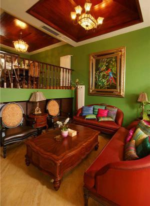 实木客厅家具高度