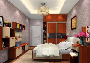 欧式奢华卧室转角衣柜