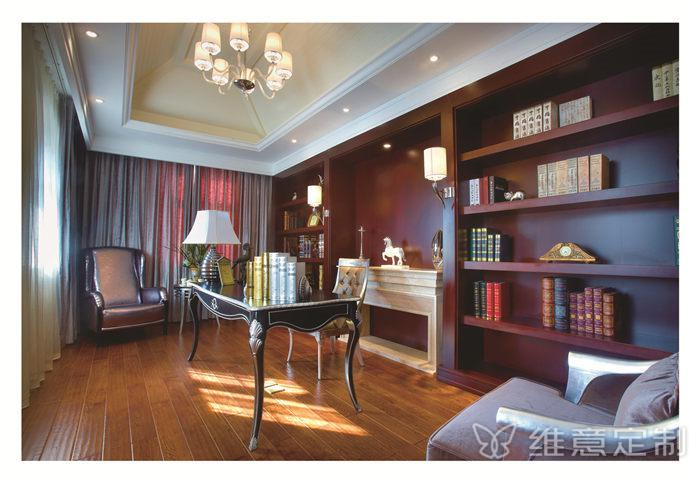 书房+卧室书桌
