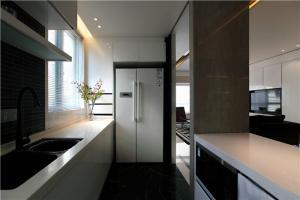 厨房间橱柜免费定做设计