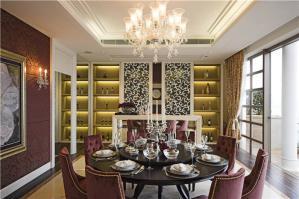 欧式餐桌餐椅风格